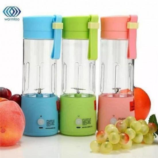 خلاط USB للفواكهة و الخضروات
